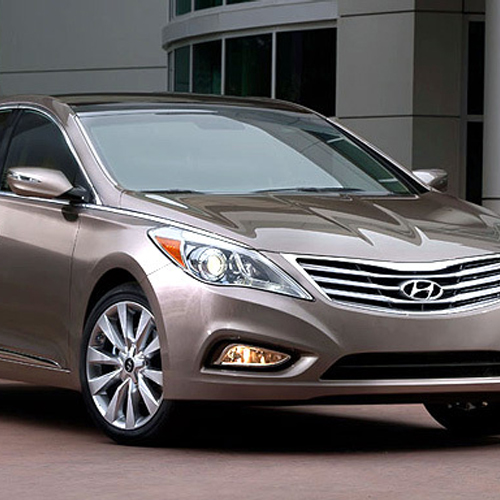 2012 Hyundai Azera Map Update 141U03