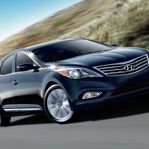 2013 Hyundai Azera Map Update 141U03