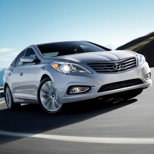 2014 Hyundai Azera Map Update 141U03