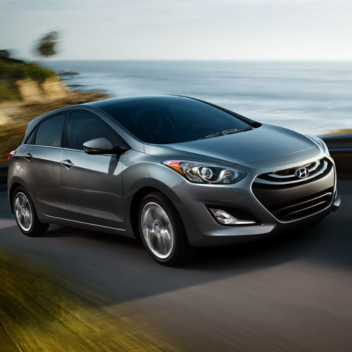2013 Hyundai Elantra GT Map Update 141U03