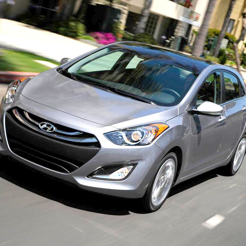 2014 Hyundai Elantra GT Map Update 141U03