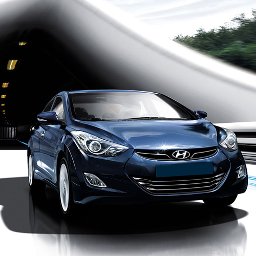 2011 Hyundai Elantra Map Update 141U03