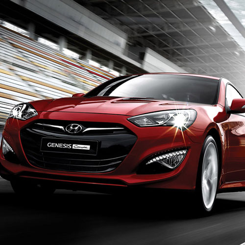 2014 Hyundai Genesis Coupe Map Update 141S3