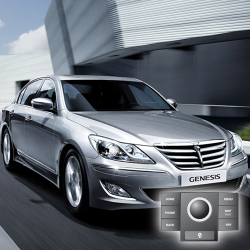 2013 Hyundai Genesis(JogDial/Premium) Map Update 141UP1BH