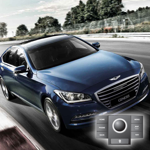2015 Hyundai Genesis(JogDial/Premium) Map Update 141SP2DH+141UP2