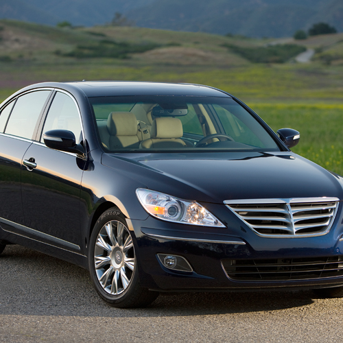 2010 Hyundai Genesis(only touch) Map Update 141H02