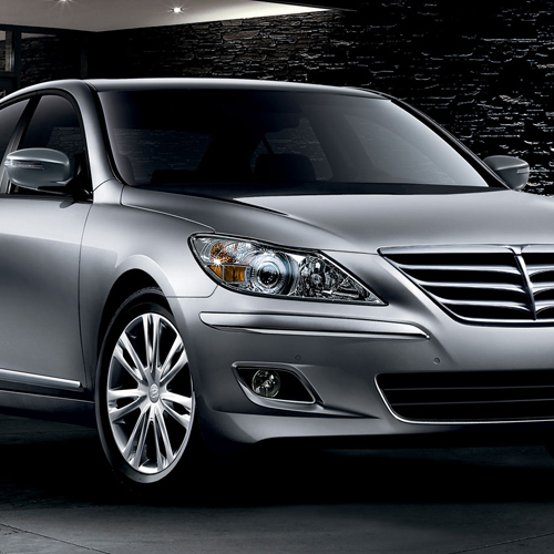 2011 Hyundai Genesis(only touch) Map Update 141H02