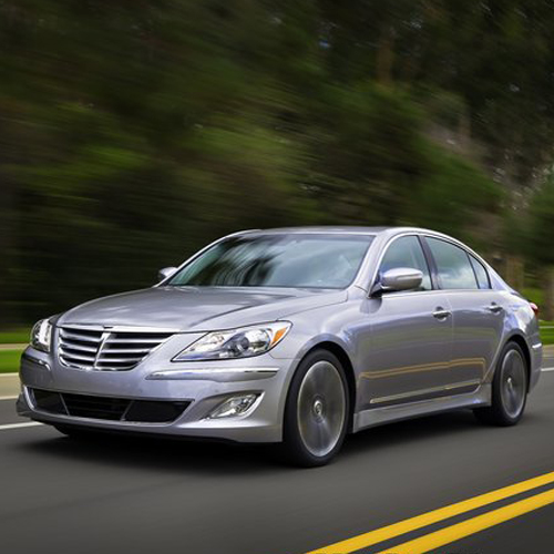 2012 Hyundai Genesis(only touch) Map Update 141H02