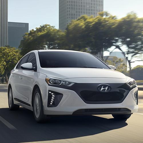 2017 Hyundai Ioniq Hybrid Map Update 143S4_A
