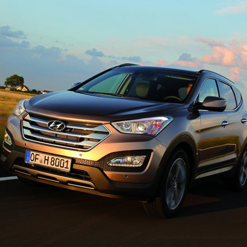 2013 Hyundai Santa Fe (Long Body) Map Update 141S3_NC