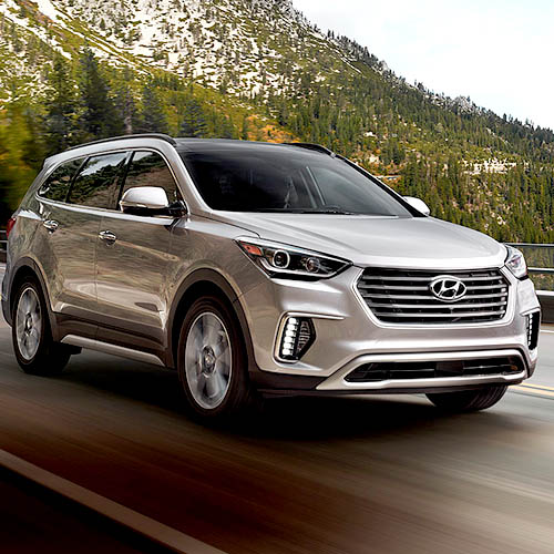 2017 Hyundai Santa Fe (Long Body) Map Update 141S4_C