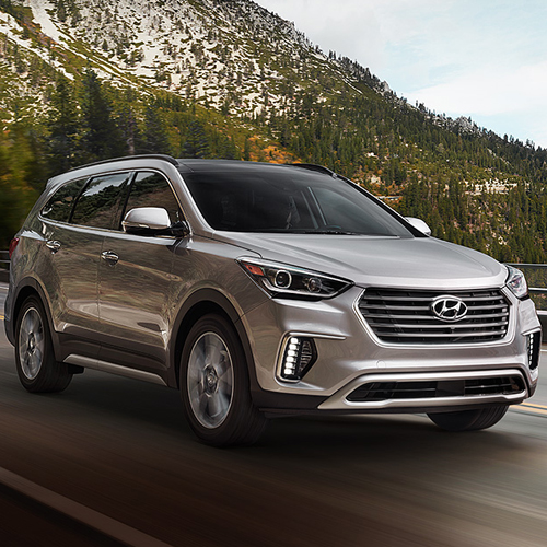 2018 Hyundai Santa Fe (Long Body) Map Update 141S4_C