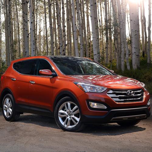 2016 Hyundai Santa Fe Sport Map Update 141S3