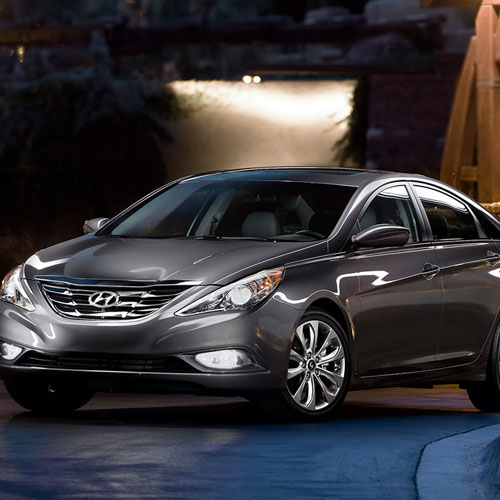 2012 Hyundai Sonata Map Update 141U03
