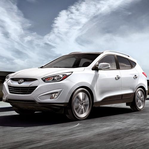 2015 Hyundai Tucson Map Update 141S3