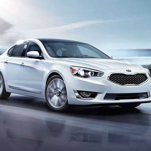 2014 Kia Cadenza Map Update 142S3