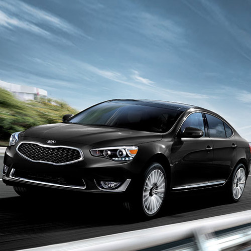 2015 Kia Cadenza Map Update 142S3