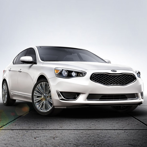 2016 Kia Cadenza Map Update 142S3