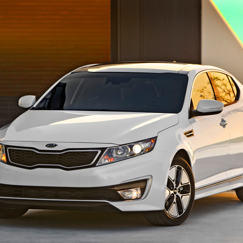 2012 Kia Optima Hybrid Map Update 142U06